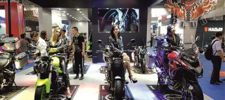 2019 Çin Motosiklet Fuarı  (Özel Haber)