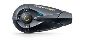 INTERPHONE F3MC BLUETOOTH INTERCOM