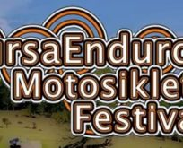 12.BURSA ENDURO MOTOSİKLET FESTİVALİ