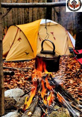 DOSTUM' da kamp zamanı!