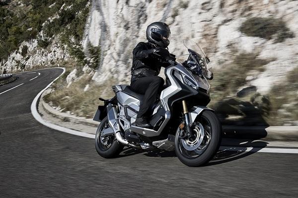 Honda'nın Yepyeni Motosikleti X-ADV'nin Bodrum Lansmanı