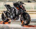2017 KTM Super Duke 1290R Şeytani Motosiklet