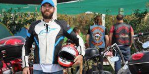 Motosiklet Kullanıcıları ve Sporları Federasyonu  yeni başkanı Mehmet Ramiz Nevrekop oldu