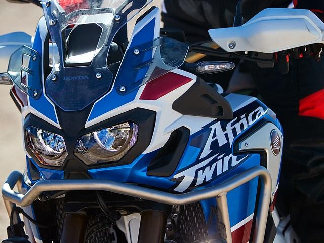 Africa Twin Adventure