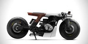 Barbara Custom'dan Gelecekteki Motosikletler