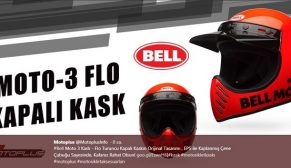 Bell Moto 3 Kask