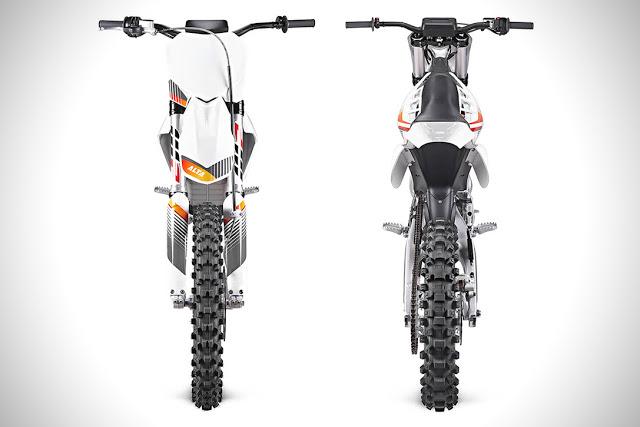 Alta Motors 2018 Elektrikli Off-Road Motosiklet