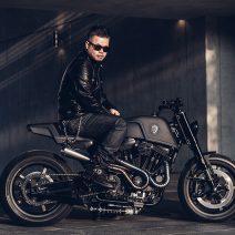 Harley Davidson Dönüşümü RAGING DAGGER