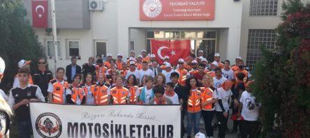 29 Ekim Cumhuriyet Bayramı Sevgi Evleri Ziyareti.