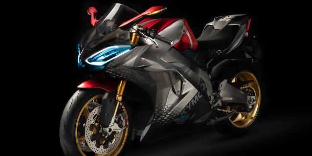 KYMCO'nun yeni SuperNEX elektrikli motosikleti