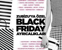 ZUBİZU'ya Özel Black Friday Ayrıcalıkları
