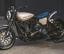 Harley-Davidson Dyna 'Eleanor'