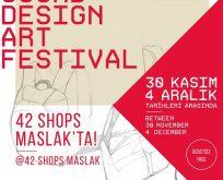 42 SHOPS MASLAK'TA TASARIM FESTİVALİ: SOUND DESIGN ART