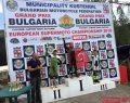 Süpermotocularımız Bulgaristan'da Kürsüye Çıktı