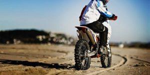 Ralli Motoru Nasıl Bir Şey? KTM 250 EXC-F