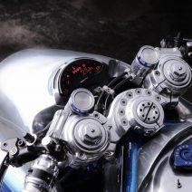 Custom Ducati Project XG-848X