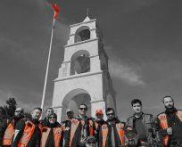 2.Geleneksel Çanakkale Şehitlerimize Saygı Sürüşü Fotoğrafları