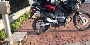 Motosikleti ile İstanbul'dan Bartın'a giden Gürkan Can kayboldu