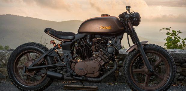 Yamaha XV750 Virago