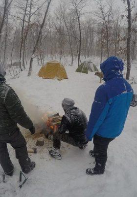Kış Kampı için 5 İpucu (Deneme Tahtası)