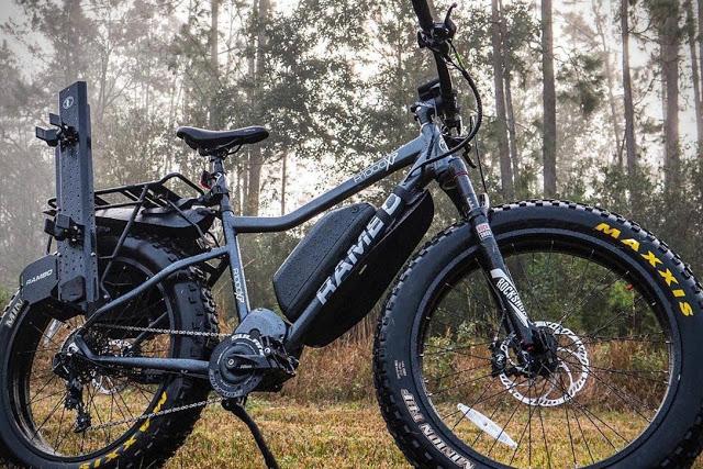 Elektrikli Off-Road Bisiklet Rambo R1000XP