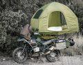 Motosiklete Monteli Çadır MOBED