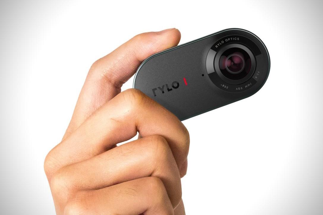 360 Derece Kayıt Yapabilen Kamera
