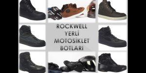 Rockwell Motosiklet Botları