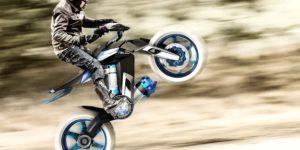Su ile Çalışan Motosiklet Konsepti Yamaha H2O XT