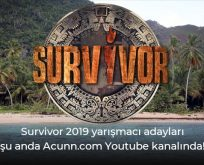 Survivor 2019 Türk Takımı Yarışmacı Adayları