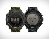 Suunto Traverse Alpha Woodland ve Concrete