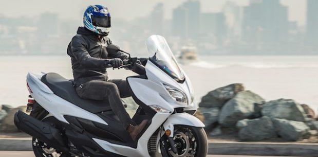 2018 Suzuki Burgman 400 İlk Sürüş İzlenimleri