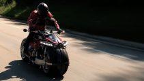 V8 Motorlu Motosiklet LM847-LAZARETH