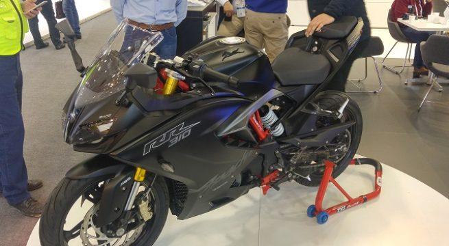 2018 Motobike İstanbul Fotoğrafları TVS Apache