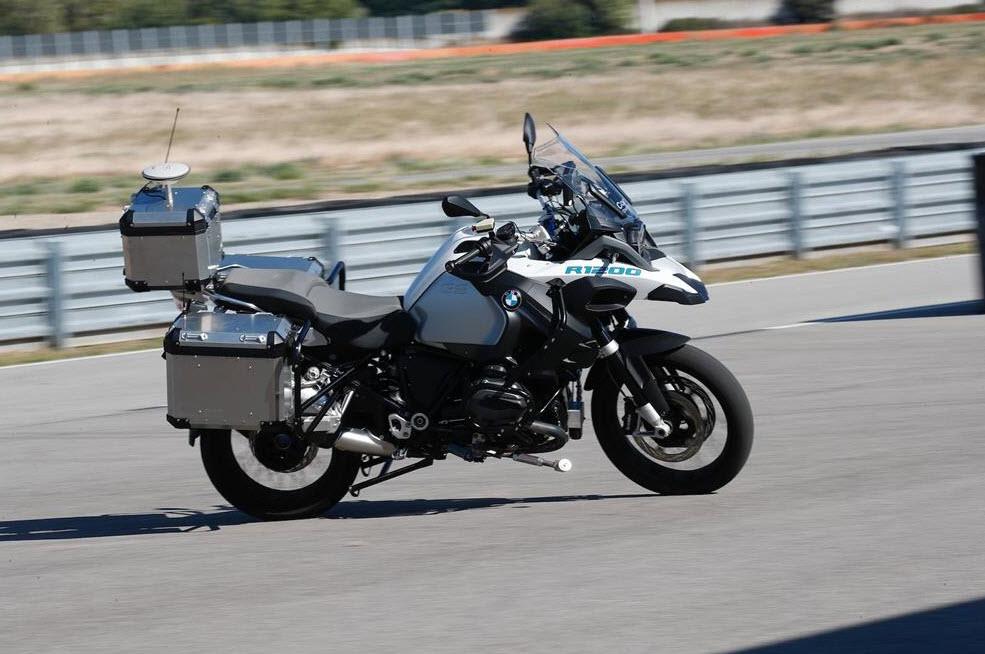BMW'den Sürücüsüz Motosiklet