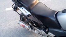 Honda CBF600 Yashimura Egzoz Sesi