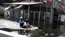 Suyun İçindeki Motosikletler