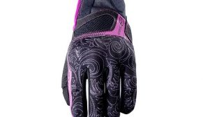 FIVE GLOVES RS3 WOMEN BLACK