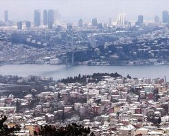 Son dakika: AKOM'dan İstanbul için kar uyarısı! Bu ilçelerde yaşayanlar dikkat