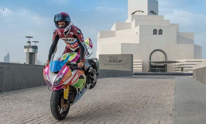 Katar'da MotoGP heyecanı için geri sayım başladı