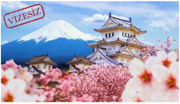Sakuraların Gölgesinde Japonya