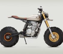 Honda XR650L Custom