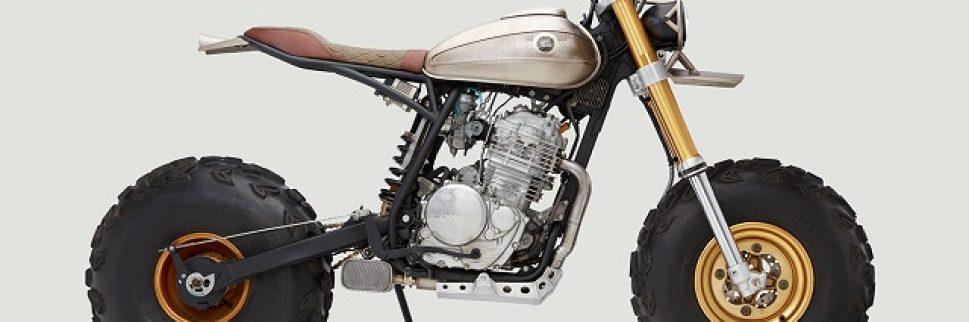 Honda XR650L Custom