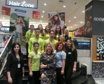 Saçlarını önemseyenlerin markası Ashley Joy, Antalyalılarla buluştu.
