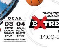Adrenalin Guruları Marmara Park'a Geliyor