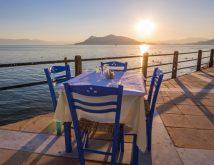 Eğriboz Adası(Evia) Yunanistan