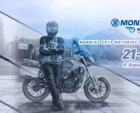 MONDIAL, Motobike Fuarı'nda Yerini Aldı