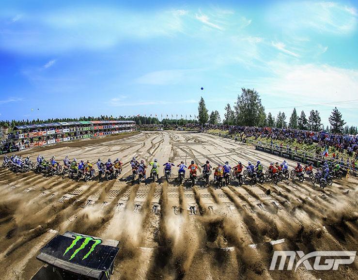 Dünya Motokros Şampiyonası 2 Eylül'de Türkiye'de
