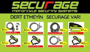 Securage Motosiklet Kilit Modelleri