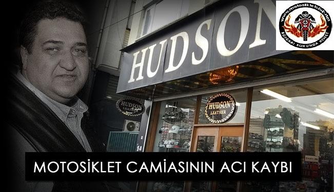 Hudson Deri mağazasının sahibi Cemal Alemdar'ı kaybettik.